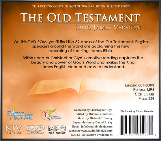 Easy English Bible Audio